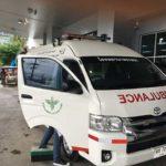 งานติดตั้งกล้องวงจรปิด CCTV Realtime-3G รถพยาบาลฉุกเฉิน โรงพยาบาลระยอง